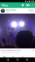 Screenshot of Vine - video entertainment