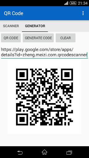 QR Code Scanner & Generator  screenshots 6