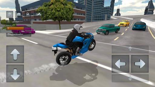 Extreme Bike Driving 3D 1.16 screenshots 15
