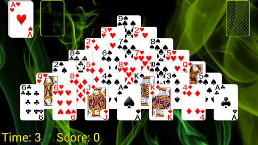 Cheops Pyramid Solitaire apkmind screenshots 1