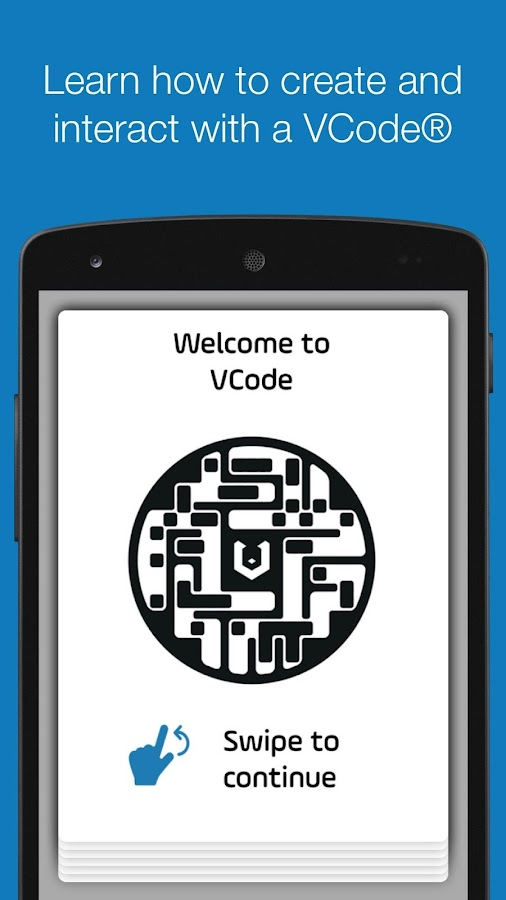 VCode- screenshot
