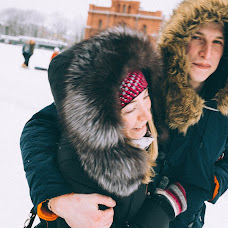 Wedding photographer Dima Yanushevskiy (yanushevsky). Photo of 09.02.2015