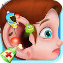 Ear Doctor Clinic Kids Games icon