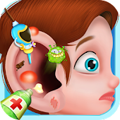 Ear Doctor Clinic Kids Games