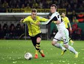 Dortmund qualifié pour les huitièmes
