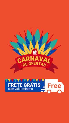 Shopee BR: Carnaval de ofertas 2.50.21 screenshots 2