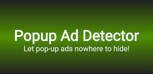 Popup Ad Detector-Detect ad showing outside of app - Apps on