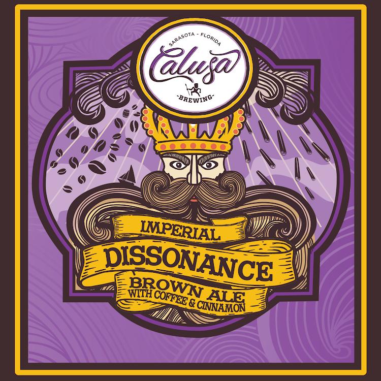 Logo of Calusa Imperial Dissonance