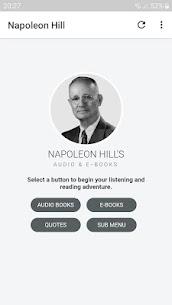Napoleon Hill's Audio & E-Books 1
