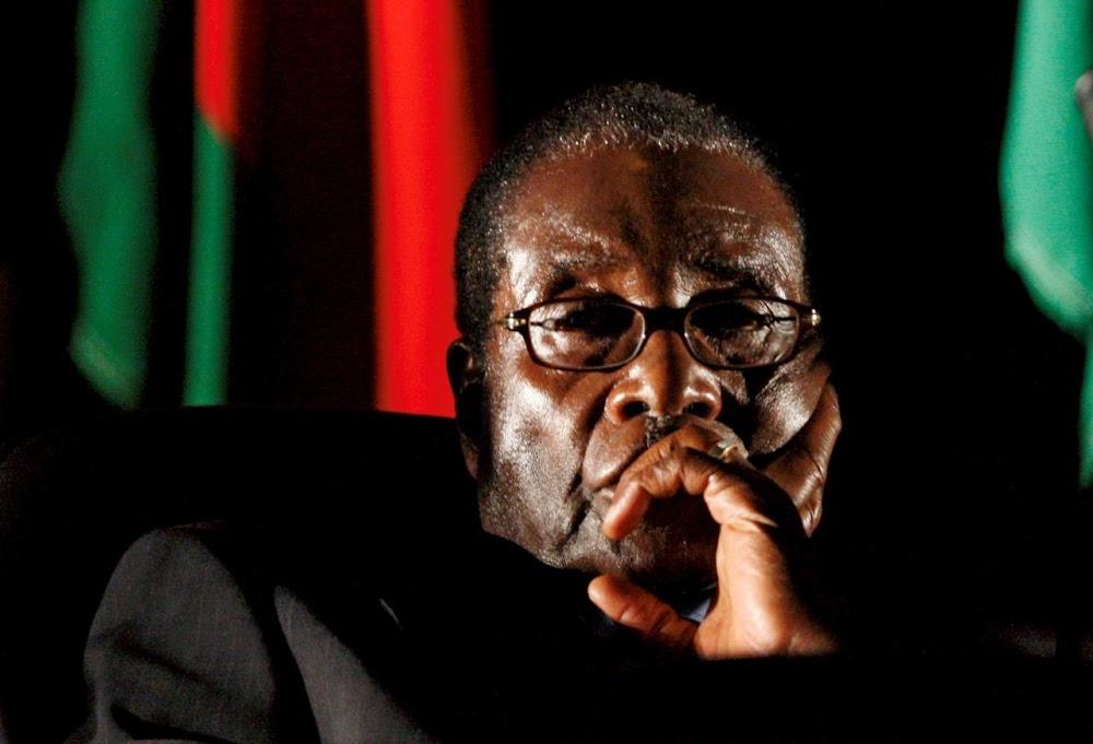 Wrywing ontstaan waar Robert Mugabe begrawe sal word