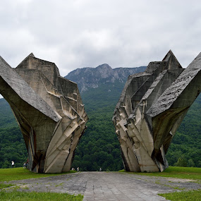 Wings by Sonja VN - Buildings & Architecture Statues & Monuments (  )