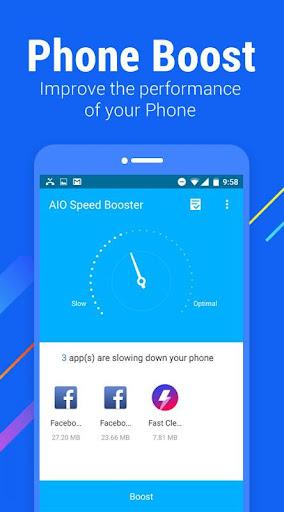 AIO Phone Booster 2.3.8 screenshots {n} 1