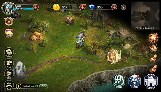 Dungeon & Heroes: 3D RPG App Download For Android and iPhone 7