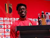 Albert Sambi Lokonga over zijn eerste selectie voor de Rode Duivels