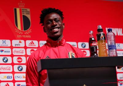 """Albert Sambi Lokonga : """"Montrer de quoi je suis capable, sans trop de pression"""""""