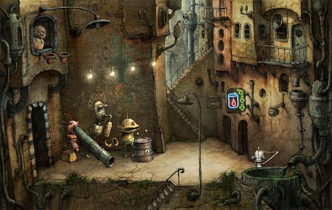 Machinarium Demo App Download For Android and iPhone 9