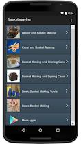 Basket Weaving - screenshot thumbnail 02