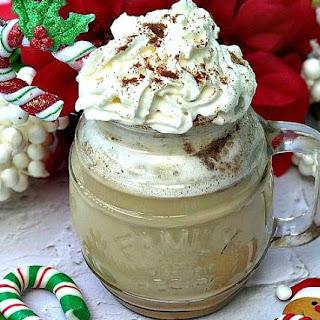 Instant Pot 100 Low-Calorie Copy-Cat Starbucks Gingerbread Latte.
