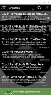 The Couch Party- screenshot thumbnail