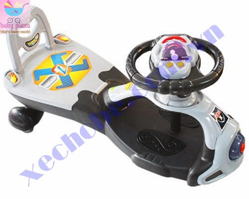 Xe lắc cho bé XL3388-1 4
