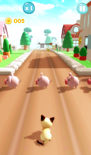Cat Run 1.1.7 screenshots 18