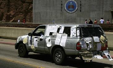 Photo: Dziwne te mandaty straży miejskiej w USA.