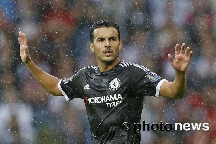 Pedro justifie son départ à Chelsea