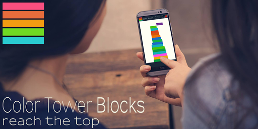 Color Tower Blocks Pro