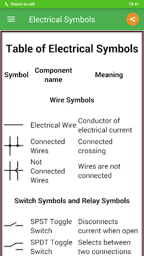 Electrical Symbols Apk 51 Download Only Apk File For Android