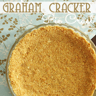 Perfect Graham Cracker Pie Crust.