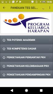 PANDUAN SELEKSI SDM PKH 2017/2018 - náhled