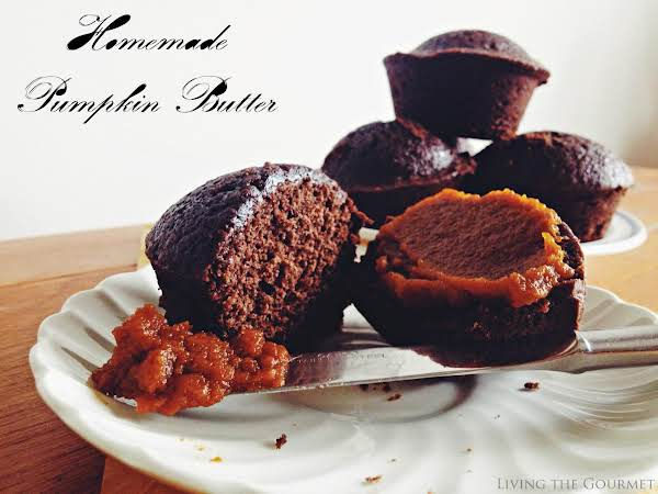 Pumpkin Butter & Brownie Cupcakes Recipe