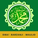 Diba', Barzanji, Kumpulan Maulid Lengkap Offline icon
