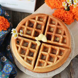Best-Ever Fluffy Waffles.