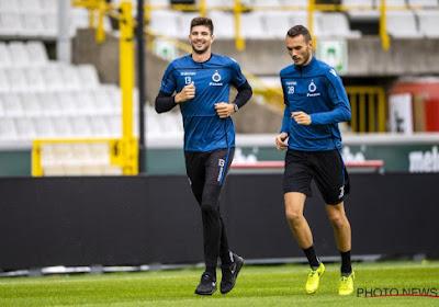 """Un nouveau venu à Bruges :""""Le transfert a traîné et cela me rendait nerveux"""""""