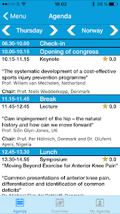 Sports Medicine Congress- screenshot thumbnail