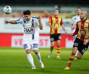 Bertone Hairemans KV Mechelen - Waasland-Beveren