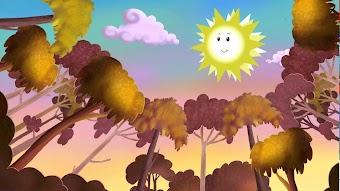 Sonniger Sonnentag