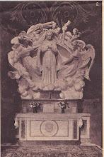 Photo: Karol Hukan (1888-1958) polski rzeźbiarz. Ołtarz boczny św. Andrzeja Boboli w kościele Serca Jezusowego w Krakowie. Gość Niedzielny, nr 26, 26 czerwca 1938 r.