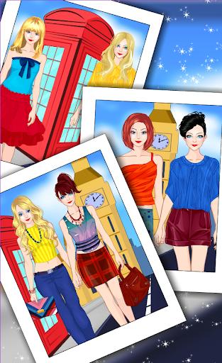 BFF Fashion Selfie in London modavailable screenshots 12