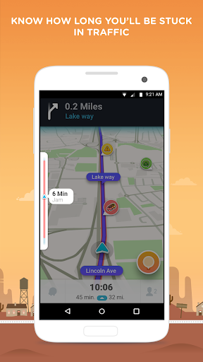 Waze - GPS, Maps & Traffic for PC