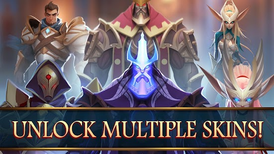 Mobile Royale MMORPG - Build a Strategy for Battle Screenshot