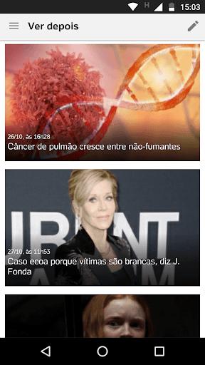 UOL - Notu00edcias em Tempo Real 2.32.2 screenshots 5