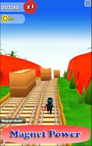 Subway Nano Ninja Surfer - screenshot thumbnail 03