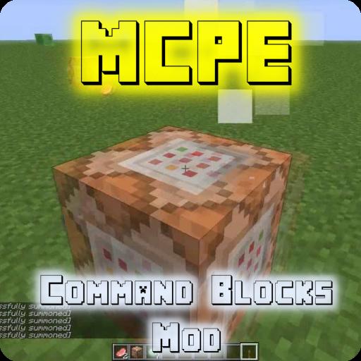 Command Blocks Mod MCPE 策略 App LOGO-硬是要APP
