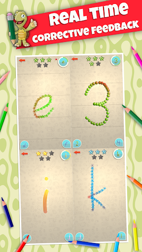 LetraKid: Writing ABC for Kids Tracing Letters&123  screenshots 3