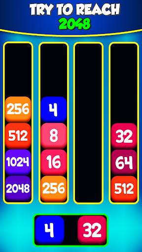 2048 Stack Merge screenshot 8