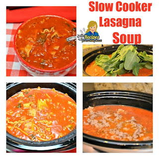 HOW TO MAKE EASY SLOW COOKER LASAGNA SOUP