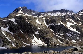 Photo: Vall de Boí:  estany de Mangades i Montardo