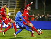 Dino Arslanagic ne jouera pas mardi contre Genk, mais plus de peur que de mal